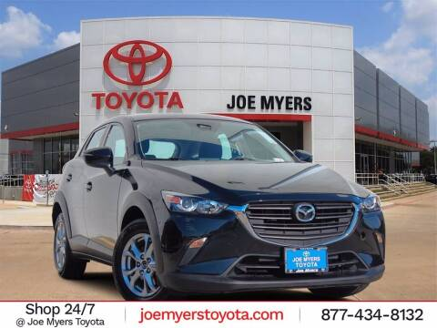 2019 Mazda CX-3 for sale at Joe Myers Toyota PreOwned in Houston TX