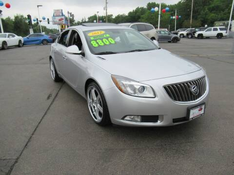 2012 Buick Regal for sale at Auto Land Inc in Crest Hill IL