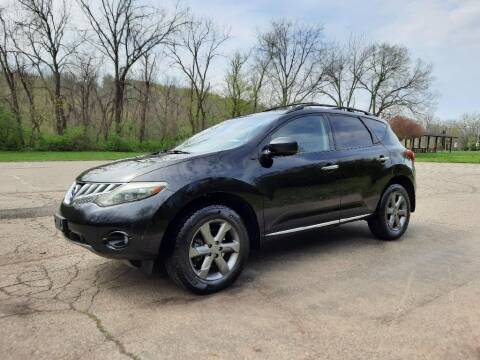 2010 Nissan Murano for sale at Moundbuilders Motor Group in Heath OH