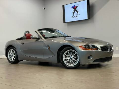 2004 BMW Z4 for sale at TX Auto Group in Houston TX