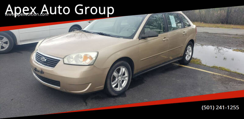 2005 Chevrolet Malibu Maxx for sale at Apex Auto Group in Cabot AR