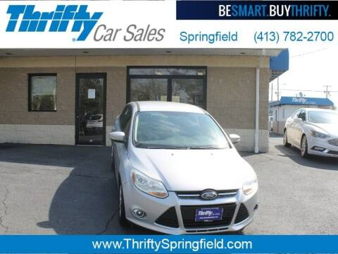 2012 Ford Focus for sale at Thrifty Car Sales Springfield in Springfield MA