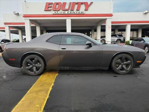 2013 Dodge Challenger for sale at EQUITY AUTO CENTER in Phoenix AZ