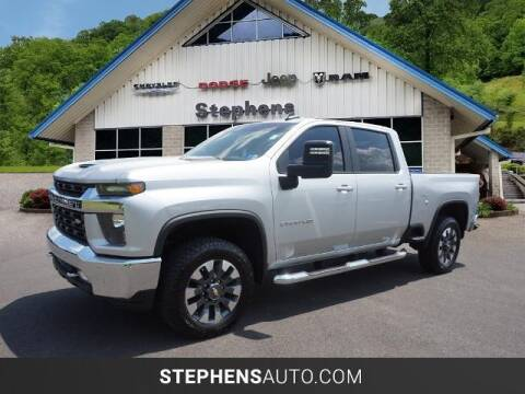 2021 Chevrolet Silverado 2500HD for sale at Stephens Auto Center of Beckley in Beckley WV