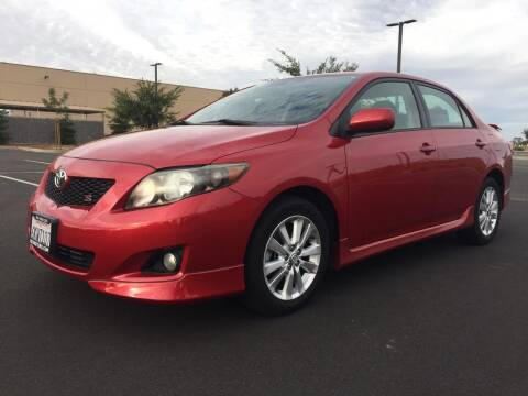 2010 Toyota Corolla for sale at 707 Motors in Fairfield CA