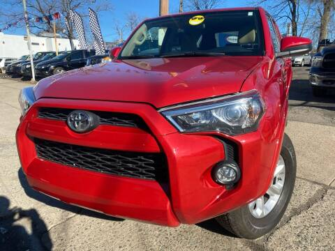 2018 Toyota 4Runner for sale at Best Cars R Us in Plainfield NJ
