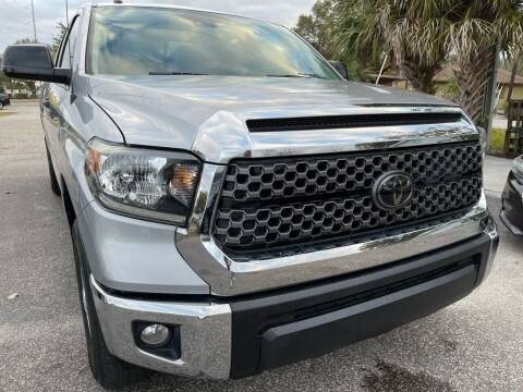 2018 Toyota Tundra for sale at Sheldon Motors in Tampa FL