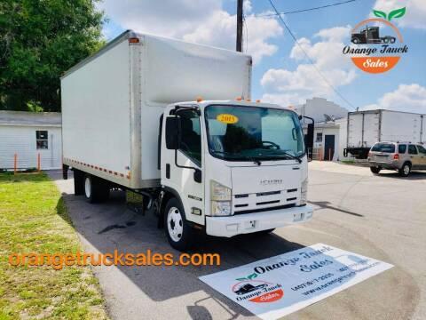 2015 Isuzu NRR for sale at Orange Truck Sales in Orlando FL