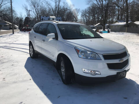2010 Chevrolet Traverse for sale at Pep Auto Sales in Goshen IN