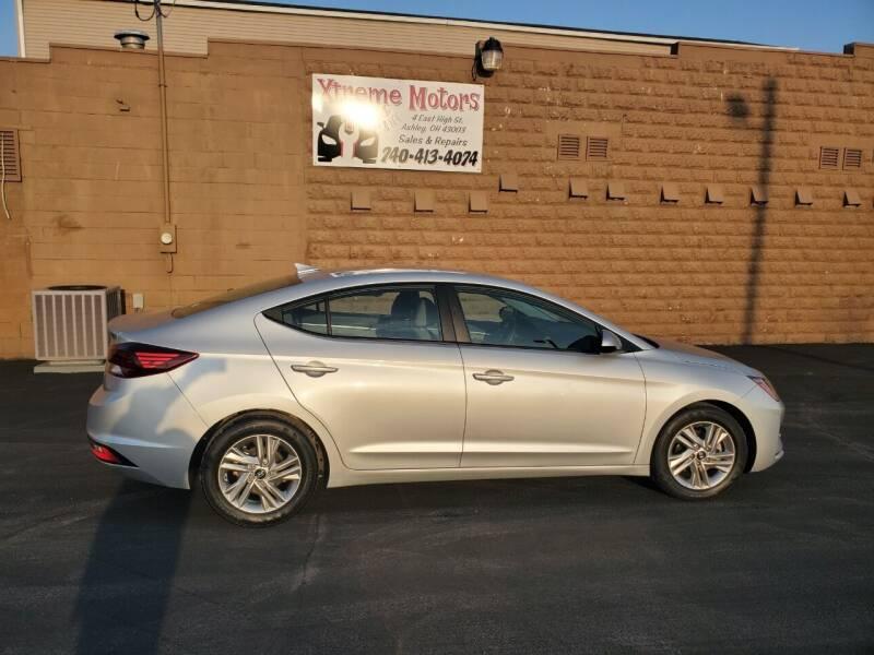 2019 Hyundai Elantra for sale at Xtreme Motors Plus Inc in Ashley OH