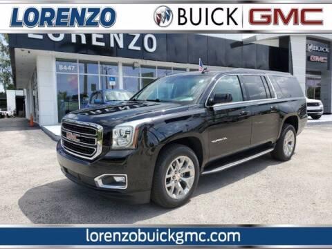 2018 GMC Yukon XL for sale at Lorenzo Buick GMC in Miami FL