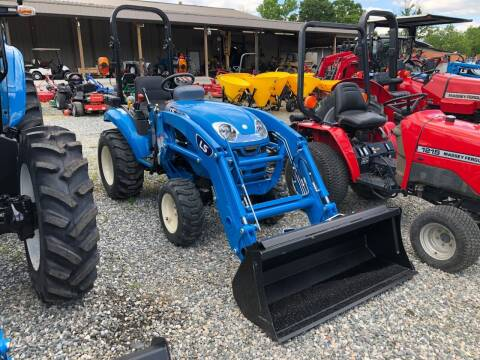 2020 LS Tractor XJ2025 for sale at Vehicle Network - Joe's Tractor Sales in Thomasville NC