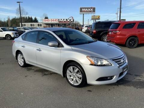 2013 Nissan Sentra for sale at Maxx Autos Plus in Puyallup WA