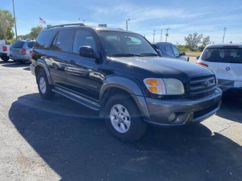 2004 Toyota Sequoia for sale at Mike Auto Sales in West Palm Beach FL