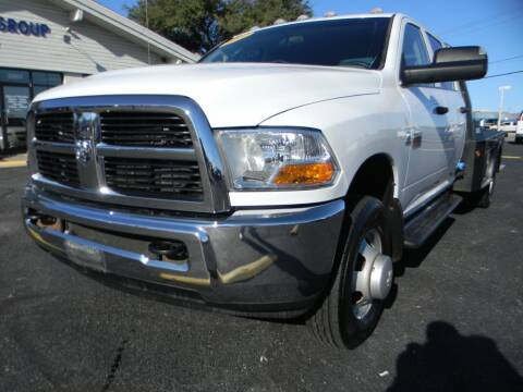 2012 RAM Ram Chassis 3500 for sale at MARK HOLCOMB  GROUP PRE-OWNED in Waco TX