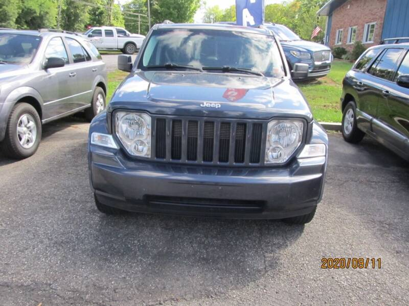 2008 Jeep Liberty for sale at Mid - Way Auto Sales INC in Montgomery NY