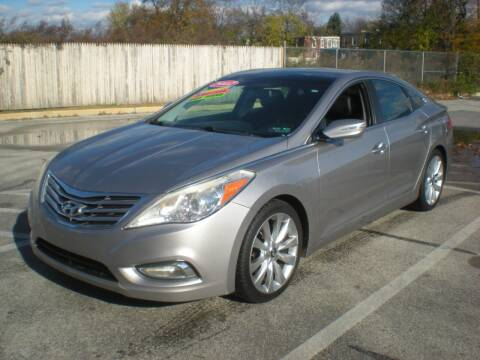 2012 Hyundai Azera for sale at 611 CAR CONNECTION in Hatboro PA