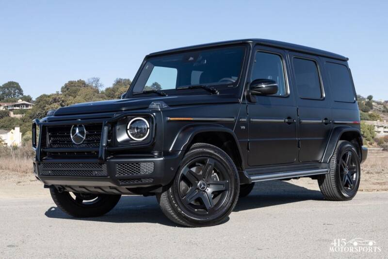 2020 Mercedes-Benz G-Class for sale at 415 Motorsports in San Rafael CA