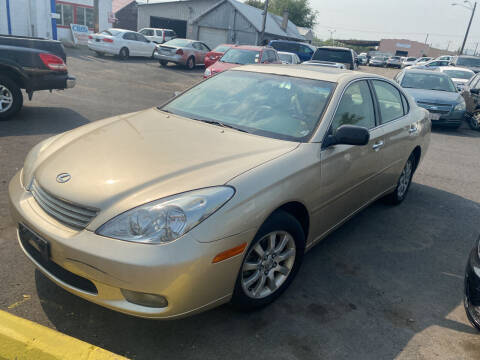 2002 Lexus ES 300 for sale at Cliff's Qualty Auto Sales in Spokane WA