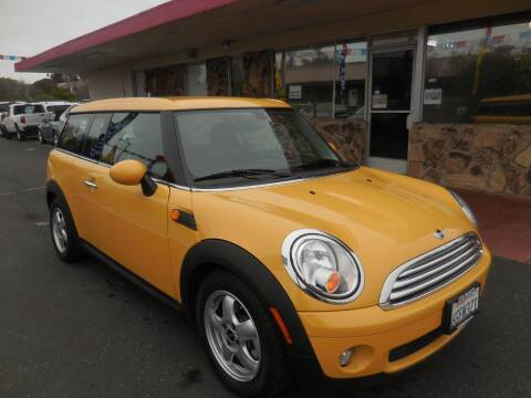 2009 MINI Cooper Clubman for sale at Auto 4 Less in Fremont CA