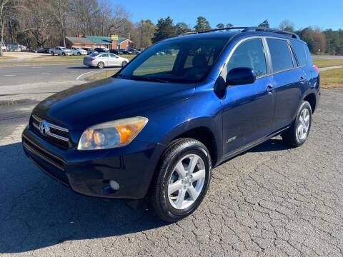 2006 Toyota RAV4 for sale at CVC AUTO SALES in Durham NC