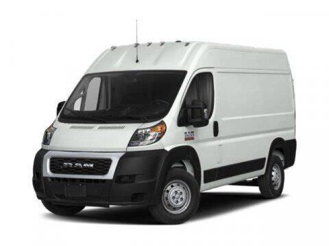2021 RAM ProMaster Cargo for sale at SCOTT EVANS CHRYSLER DODGE in Carrollton GA