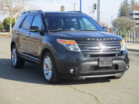 2013 Ford Explorer for sale at General Auto Sales Corp in Sacramento CA
