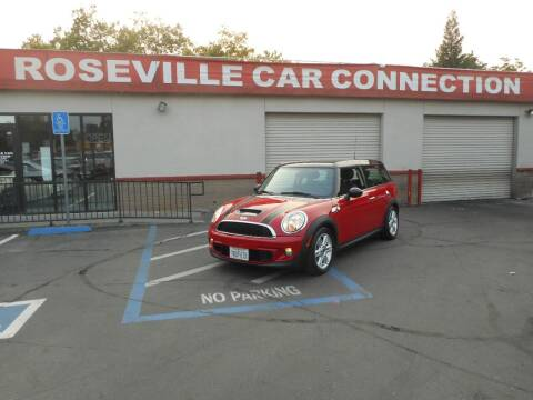 2013 MINI Clubman for sale at ROSEVILLE CAR CONNECTION in Roseville CA