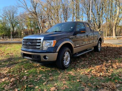 2013 Ford F-150 for sale at Kapos Auto, Inc. in Ridgewood, Queens NY
