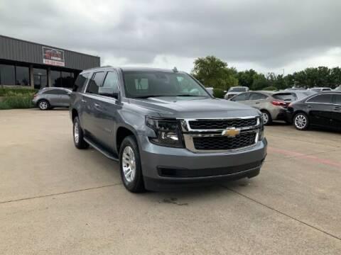 2020 Chevrolet Suburban for sale at KIAN MOTORS INC in Plano TX