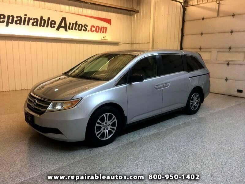 2011 Honda Odyssey for sale at Ken's Auto in Strasburg ND