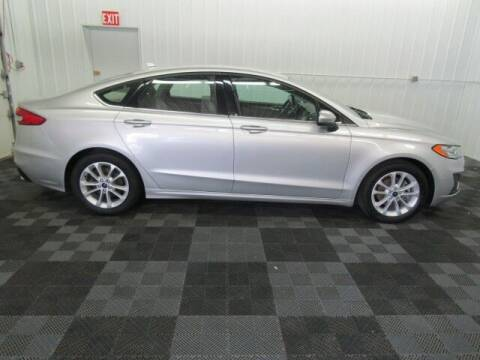2019 Ford Fusion for sale at Michigan Credit Kings in South Haven MI