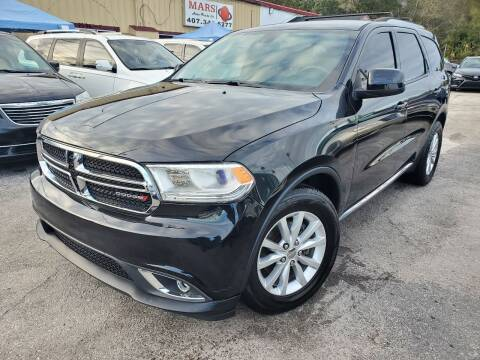 2015 Dodge Durango for sale at Mars auto trade llc in Kissimmee FL