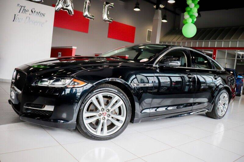 2017 Jaguar XJ for sale in Springfield, NJ