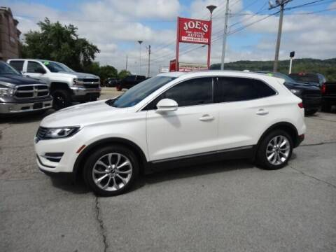 2015 Lincoln MKC for sale at Joe's Preowned Autos in Moundsville WV
