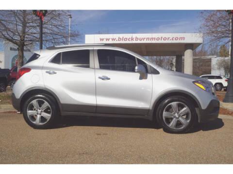 2014 Buick Encore for sale at BLACKBURN MOTOR CO in Vicksburg MS