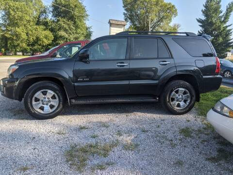 2006 Toyota 4Runner for sale at AUTO PROS SALES AND SERVICE in Belleville IL