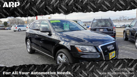 2009 Audi Q5 for sale at ARP in Waukesha WI