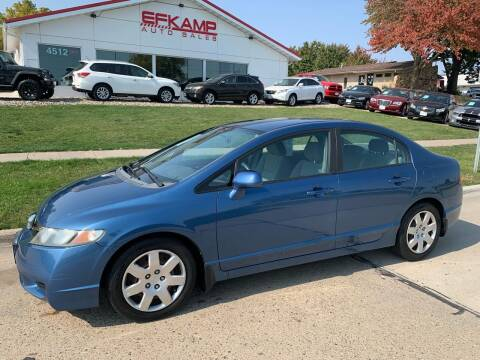 2009 Honda Civic for sale at Efkamp Auto Sales LLC in Des Moines IA
