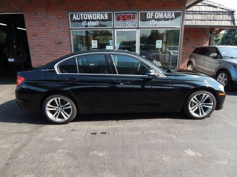 2013 BMW 3 Series for sale at AUTOWORKS OF OMAHA INC in Omaha NE