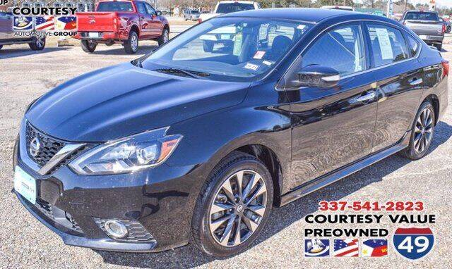 2019 Nissan Sentra for sale at Courtesy Value Pre-Owned I-49 in Lafayette LA