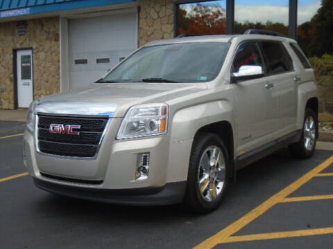 2015 GMC Terrain for sale at Rogos Auto Sales in Brockway PA