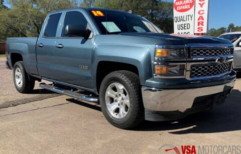 2014 Chevrolet Silverado 1500 for sale at VSA MotorCars in Cypress TX