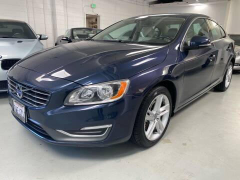 2015 Volvo S60 for sale at Mag Motor Company in Walnut Creek CA