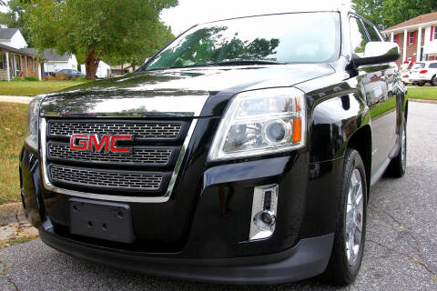 2013 GMC Terrain for sale at Prime Auto Sales LLC in Virginia Beach VA