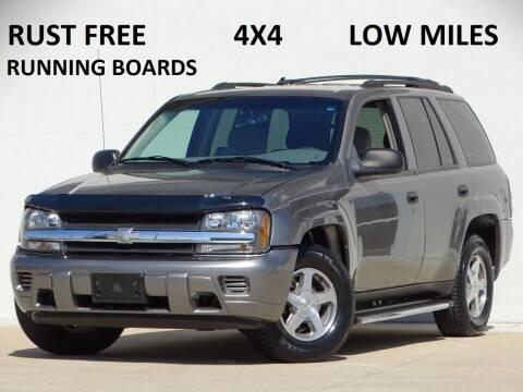 2006 Chevrolet TrailBlazer for sale at Chicago Motors Direct in Addison IL