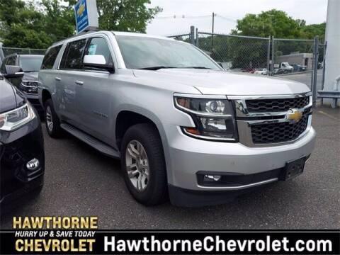 2015 Chevrolet Suburban for sale at Hawthorne Chevrolet in Hawthorne NJ