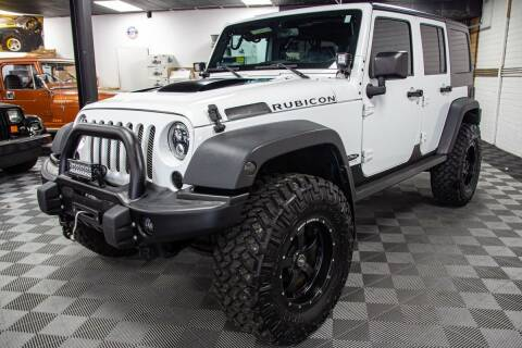 2012 Jeep Wrangler Unlimited for sale at Boone NC Jeeps-High Country Auto Sales in Boone NC