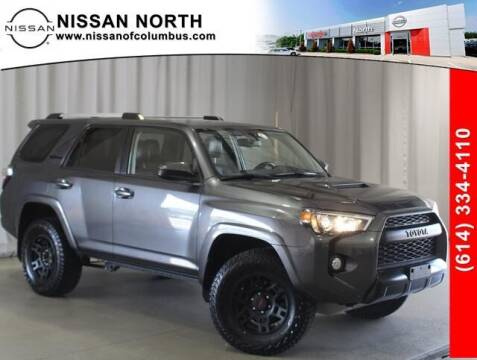 2016 Toyota 4Runner for sale at Auto Center of Columbus in Columbus OH
