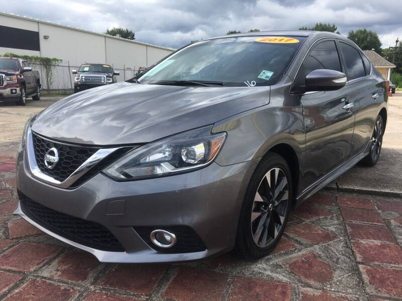 2017 Nissan Sentra for sale at CAPITOL AUTO SALES LLC in Baton Rouge LA